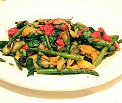 Misto di verdure estive