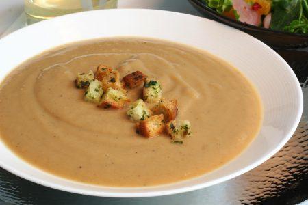 Ricetta: Zuppa di castagne e patate