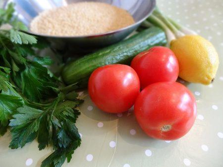 Ricetta: Il tabbouleh di amaranto