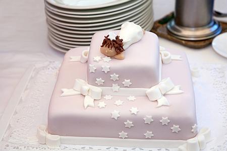 torte per il battesimo