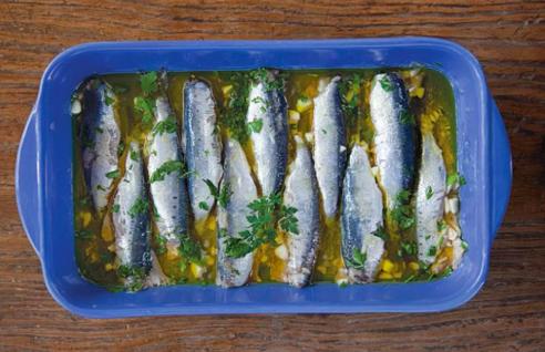 Ricetta: Sardine marinate