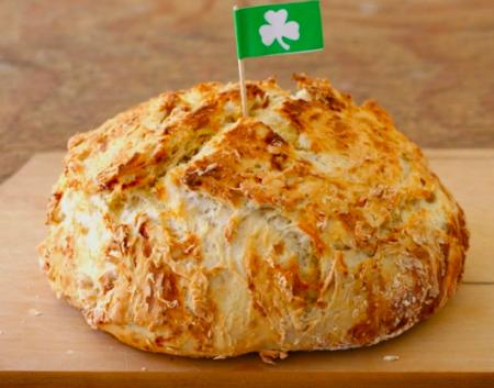 Come fare l'Irish soda bread, il tipico pane irlandese
