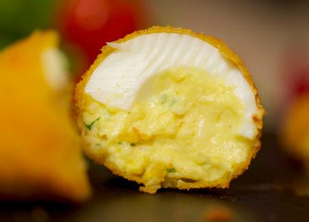 Come fare le uova alla monachina (specialità napoletana)