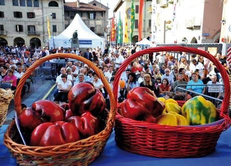 La fiera nazionale del peperone di Carmagnola spegne 70 candeline