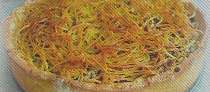 Ricetta: Torta di tagliatelle (dolce tipico emiliano)