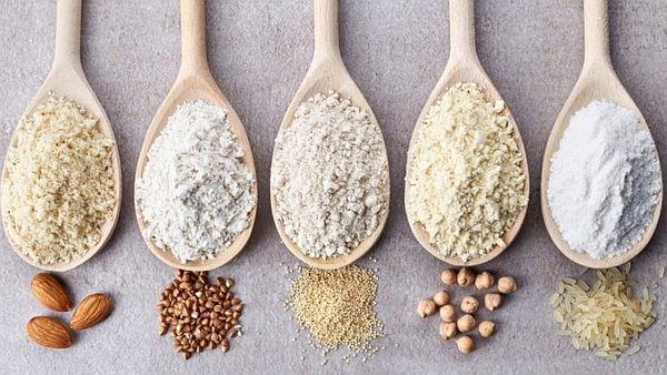 Farine senza glutine per celiaci: alcune ricette